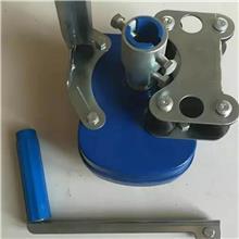 温室大棚卷膜器 手动摇膜器 手动侧部顶部韩式卷膜器