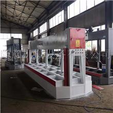 实木拼板定型冷压机 木工车床家具板材冷压机 郑州免漆冷压机