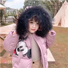 冬季新款纯棉儿童家居服 倍优童儿童睡衣批发 童装生产厂家