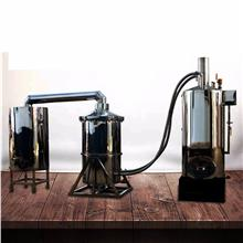小型家用烤酒设备 自动翻转倒料酿酒设备 适用于各种粮食白酒生产 雅大工厂直销