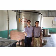 白酒厂酿酒设备 全套不锈钢烤酒设备采购 雅大 新式蒸馏酒设备 不糊锅
