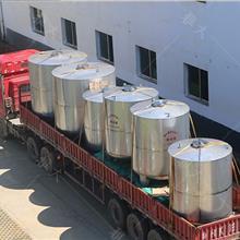 食品级不锈钢储酒罐 大型酒厂全套白酒酿酒设备雅大厂家直销 物流送货上门