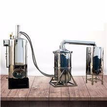 100斤小型自酿酒设备价格 图片 雅大酿酒设备厂家直销 传统烧酒设备
