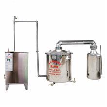 全自动智能化白酒蒸馏设备 雅大升级电加热锅炉酿酒设备 一键启动 自动进水 防