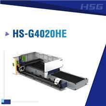 苏州角钢板管一体激光切割机 宏山激光高功率GHE-35Q系列 大幅面钣金加工 管材切割