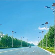 太陽能路燈 LED路燈 新農村路燈 戶外路燈 高桿燈 LED太陽能路燈