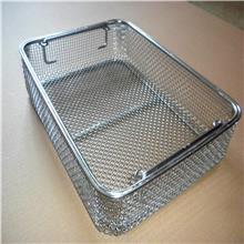 长方形手术器械筐 不锈钢网篮厂家 器具收纳筐 来电咨询定制
