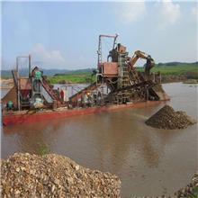 小型挖沙设备小型挖沙船价格 挖沙船厂家 支持定做