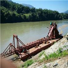 青州挖沙船 小型挖沙船 抽沙选铁船 挖沙选铁船 挖沙设备