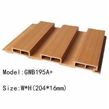 新型木塑實心地板 防水防腐木 WPC復合材料 環保批發