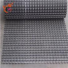 厂家直销机械工业加密人字形挡板耐高温网带314不锈钢淬火炉网带