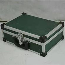 铝合金密码箱手提箱证件收纳箱保险箱仪器设备展示箱五金工具箱