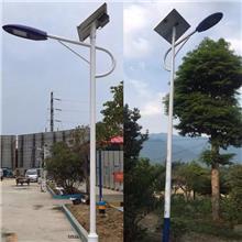 太陽能燈 家用戶外燈 新農村LED庭院燈 超亮室外防水 太陽能高桿路燈