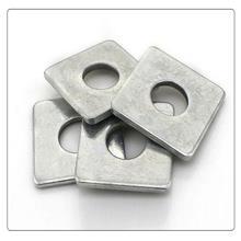 厂家直销方垫 对型号高强度国标方垫片 机械工业碳钢镀锌方垫片