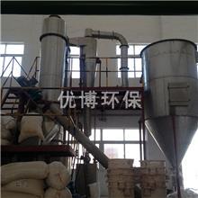供应现货水镁石专用烘干机 优博环保 纳米碳酸钙闪蒸干燥机
