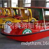 老爺車式4人座腳踏船-牢固-質保5年-放心使用