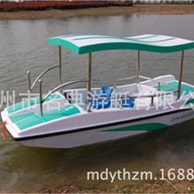 供应:400型电动船(电瓶船)~免费保修5年,保用10年