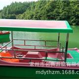 4人座小画舫脚踏船.游船厂家,常州公园游船 厂家直销