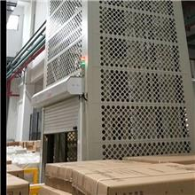 定制导轨式升降机 厂房简易固定式升降台 高空作业液压升降货梯