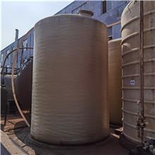 供应玻璃钢盐酸储罐 玻璃钢立式罐 化工玻璃罐储罐