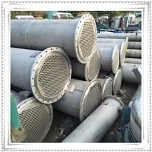 常年供應 二手列管冷凝器 二手不銹鋼列管冷凝器 200平方石墨冷凝器