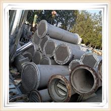 現貨出售  二手石墨冷凝器 臥式不銹鋼冷凝器 二手304不銹鋼冷凝器