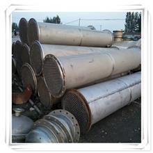 現貨供應 二手石墨冷凝器  二手不銹鋼冷凝器 二手60平方不銹鋼冷凝器