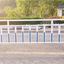 厂家现货公路蓝白交通道路护栏市政护栏护栏设施