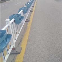 市政花箱护栏 城市道路景观护栏 花箱隔离栏杆 交通景观栏杆