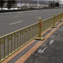 定做花式市政护栏文化道路护栏城市防撞公路隔离护栏景区交通护栏