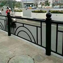 定做花式市政护栏文化道路护栏城市防撞黄金护栏景区交通护栏