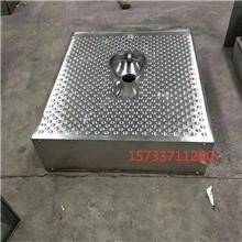 廠家直銷 不銹鋼集裝箱蹲便器 防滑地板水沖式蹲便器