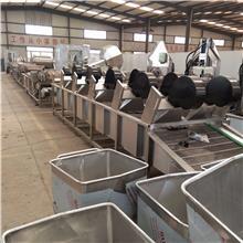 义康制造 牛肉干风干机 葡萄去水风干流水线 叶菜沥水风干设备
