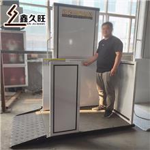 久旺 家用小电梯 固定式液压升降平台 无障碍升降机