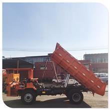 農用四輪柴油拖拉機價格優惠 出售自卸式四不像運輸車