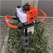 廠家直銷車載式挖坑機 汽油大馬力打坑機 小型手持式轉坑機
