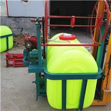拖拉机打药机 300L轴传动打药机 自动卷管喷药机 可折叠车载喷雾器