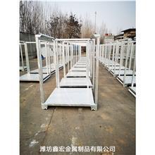 内江仓储货架  移动冷库货架  大蒜货架  冷库立体货架  厂家直销