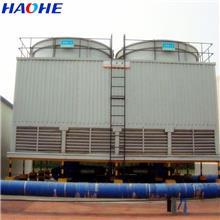 冷却塔 山东昊和玻璃钢冷却塔厂家 工业型方形逆流玻璃钢冷却塔 玻璃钢凉水塔 横流式冷却塔