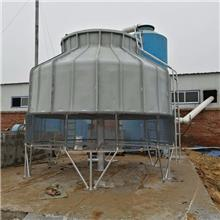 冷却塔 山东昊和大型玻璃钢冷却塔 高温方形逆流玻璃钢冷却塔 玻璃钢凉水塔 横流式冷却塔