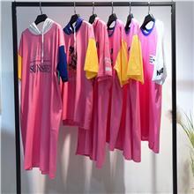 設計師女裝  精品女裝店貨源 純棉衛衣 新款夏裝連衣裙 帛蘭雅一線女裝
