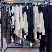 折扣女装尾货批发杭州一线品牌女装折扣批发专柜品撤柜货源欧美连衣裙