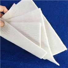 厂家直销公路养护毛毡非织造布 无纺布大棚保温短丝土工布