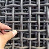 6mm粗丝筛网 滚筒焊接钢丝网 黑色钢丝筛