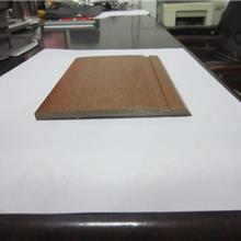 塑膠制品 東莞廠家 定制PVC塑料 異型材 PVC工字條 家具配件 潮美塑膠