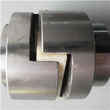 沧硕生产 十字滑块联轴器 尼龙块 化工轻工机械设备用
