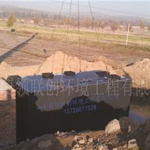大蒜清洗污水处理设备 地埋污水处理处理设备 蔚领联创环保生产厂家