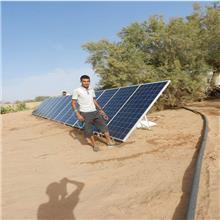 耀创 太阳能力污水处理一体化设备价格 太阳能污水处理设备 厂家供应 太阳能离网发电光伏水泵