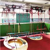 SET悬吊系统 减重训练 儿童悬吊训练系统 网状滑轨悬吊康复训练