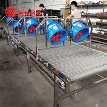 厂家直销小型网带输送机 不锈钢网链传送机械工业流水线输送机